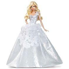 Barbie Holiday 2013 Collector's Doll   @kimludcom <> www.kimlud.com