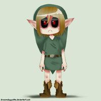Le BEN The Drowned by DrownedOpposites