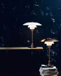 PH 3½-2½ Copper Table | Louis Poulsen