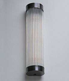 Pillar Lights with Glass Rods