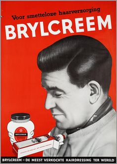 Brylcreem, a little dab'll do ya Use more, only if you dare! Brylcreem, the gals'll all pursue ya, They love to get their fingers in your hair! Pin Up Vintage, Photo Vintage, Vintage Ads, Vintage Posters, Vintage Photos, Vintage Ephemera, Funny Cartoon Pictures, Cartoon Photo, 3d Cartoon