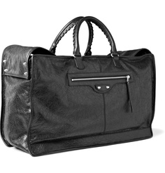 This is why we love Balenciaga http://www.hommestyler.com/2012/03/holdall-bag-men-fashion-basics/