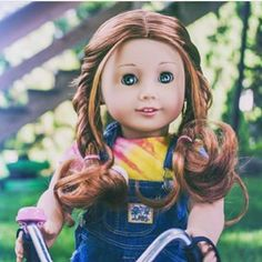 Qotp: have you ever wig swapped a doll? Aotp: no : Tag me in a photo for a chance to be featured ⚜ American Girl Bedrooms, American Girl Doll Room, American Girl Doll Pictures, American Girl Diy, American Girl Clothes, American Girl Hairstyles, America Girl, Girl Photo Shoots, Our Generation Dolls
