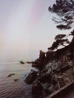 """Beautiful places in """"Lloret de mar """" Spain❤️💙🙏🏻"""