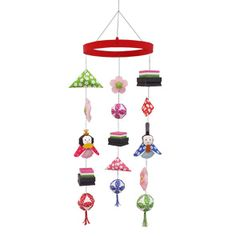 FREE PRINTABLE: Hanging Hinakazari (Doll Decoration) - Others - Parties & Events - Paper CraftCanon CREATIVE PARK