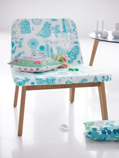 ~blue chair~ from 79 Ideas