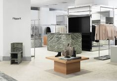 Filippa K in Stockholm by Bozarth Fornell