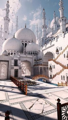 Sheik Zayed Grand Mosque, Abu Dhabi, UAE
