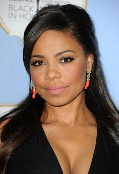 Sanaa Lathan arrives at the Annual ESSENCE Black Women In Hollywood Luncheon at Beverly Hills Hotel on February 2013 in Beverly Hills, California. Get premium, high resolution news photos at Getty Images Beauty Secrets, Beauty Hacks, Beauty Tips, New York City, Lab, Sanaa Lathan, Black Actresses, Half Updo, Hollywood