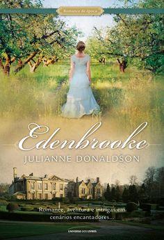 Universo dos Livros lançará, Edenbrooke, de Julianne Donaldson - Cantinho da Leitura