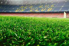 Camp Nou, Barcelona.