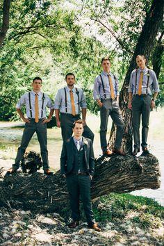 Barber Park Wedding // Boise, ID // Lauryn Kay Photography