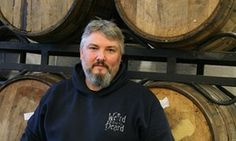 Gregg Irwin from Weird Beard. His company has collaborated on 25 brews.
