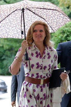 ann romney | Ann Romney en robe fleurie - Ann Romney, la dame en rouge - L'EXPRESS