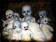Agnes Creepy Doll Halloween Pinterest Devil Sleep