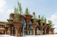 Galeria - Expo Milão 2015: Pavilhão do Vietnã / Vo Trong Nghia Architects - 1