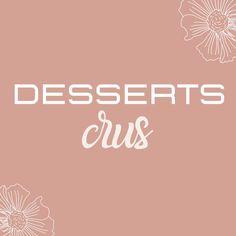 Desserts Crus, Home Decor, Food, Decoration Home, Room Decor, Home Interior Design, Home Decoration, Interior Design