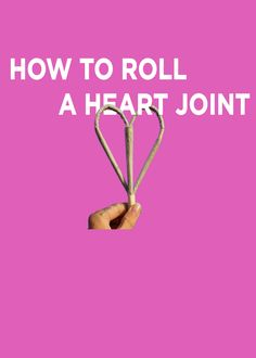 How to roll a heart joint | massroots.com