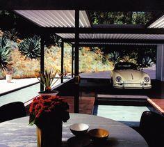 Mark Haddawy Projects LA – Pierre Koenig Case Study Vintage