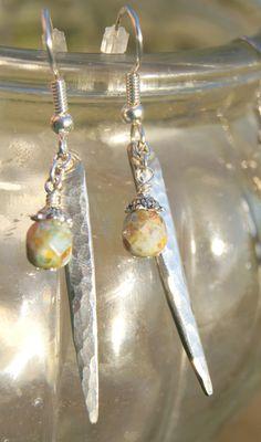 Fork Tine Earrings