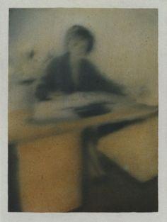 Gerhard Richter. Kleine Sekretärin (Little Secretary)