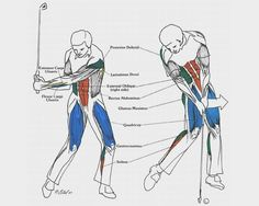 3 Fitness Mistakes That Can Hurt Your Swing
