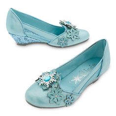 Elsa Costume Shoes for Kids