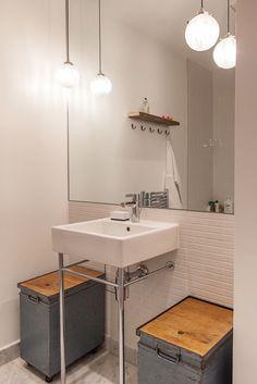 Audrey's Cozy Industrial Soho Apartment