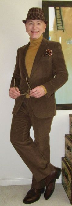 Vintage corduroy suit, TOPMAN turtleneck, Florsheim leather & suede wing-tip boots… #vintage #corduroy #TOPMAN #Turtleneck #Florsheim #Toronto #wiwt #sartorial #sartorialsplendour #sprezzatura #dandy #dandystyle #dapper #dapperstyle #menswear #mensweardai