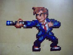 Doctor Who perler beads by ~ioakanan on deviantART