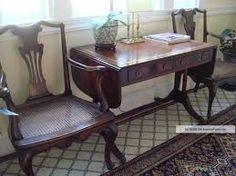 clover leaf shaped table | interesting antiques | pinterest, Esstisch ideennn