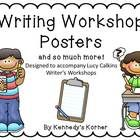 Launching your Writing Workshop ~  This product has a little bit of  Lucy Calkins, Six +1 Traits and just good old Writing instruction to help your...