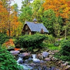 Lovely little cottage in Scotland x