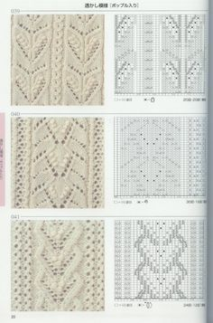 pattern knitting