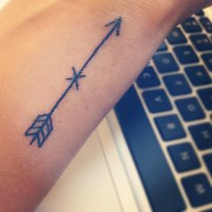 tattooshunt.com Simple Black Tattoos, Simple Wrist Tattoos, Band Tattoos, Ribbon Tattoos, Feminine Tattoos, Inspiration, Jewelry, Image, Google Search