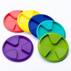 Food Network™ 6-pk. Silicone Coasters $8.99