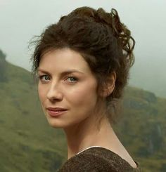 Claire (Caitriona Balfe) Outlander saison 1