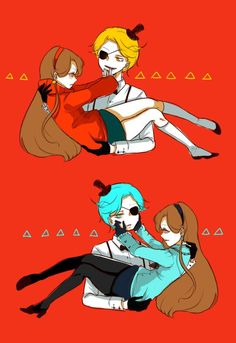 MaBill | Bill Cipher\Mabel Pines| Gravity Falls | VK | Will Cipher\ Rev Mabel Pines