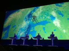 Kraftwerk 3D, Flow Festival 2013