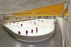 Life at the Red Bull Ice Hockey Academy – Red Bull Ice Hockey Academy – Medium Red Bull, Roller Rink, Sports Complex, Skating Rink, Karting, Salzburg, Ice Hockey, Halle, Preston