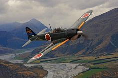 The Akutan Zero: How a Captured Japanese Fighter Plane Helped Win World War II