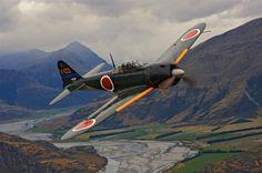 The Akutan Zero: How a Captured Japanese Fighter Plane Helped Win World War II