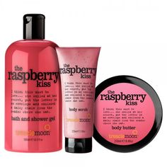 Treaclemoon Body Butter The Raspberry Kiss