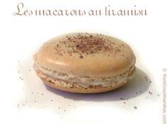 Macarons au tiramisu - www.puregourmandise.com