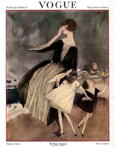 illustratedladies: August 1922