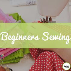 Sewing Machine Projects, Baby Sewing Projects, Sewing Hacks, Sewing Tutorials, Sewing Circles, Easy Sewing Patterns, Sewing For Beginners, Learn To Sew, Sewing Techniques