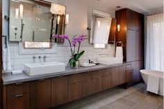 Master bathroom idea -Home and Garden Design Ideas