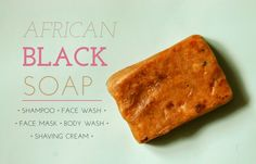 6 uses for african black soap