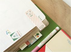 MochiThings.com: Iconic Sticky Notebook