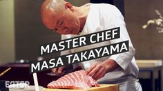 How America's First 3 Star Michelin Sushi Chef Serves His Fish